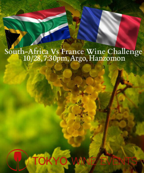 South-Africa Vs France Wine Challenge